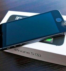 iPhone 5s. Состояние нового телефона.