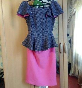 Комплект....кофта и юбка