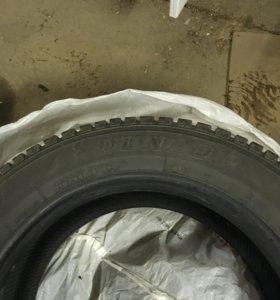 Dunlop winter ice