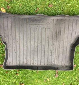 Коврик в багажник на Ваз 2113-14