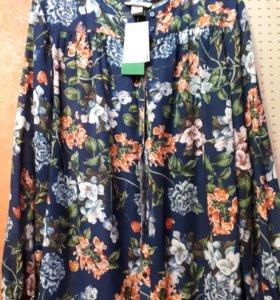 Рубашки Н&М новые и юбки