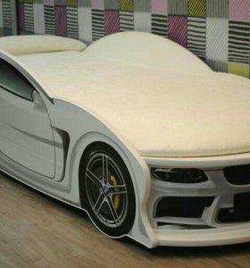 Кровать Машинка Мерседес S 500 Доставка