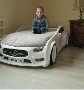Кровать Машинка Мерседес S 600 Доставка