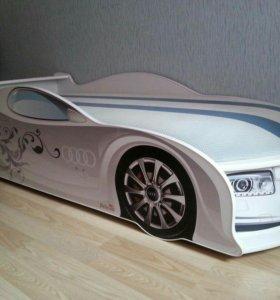 Кроватки Машинки Детские Ауди Доставка