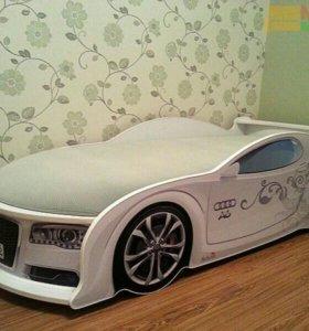 Детские Машинки Кроватки Audi A 6 Доставка