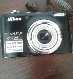 продам фотоаппарат б/у