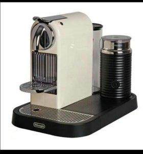 Кофемашина De'Longhi Nespresso Citiz&Milk