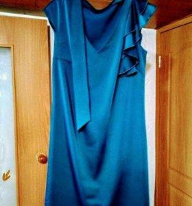 Платье сшито на заказ р 48-50