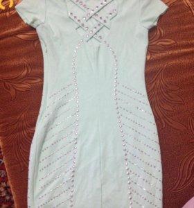 Платье , вариант для вечеринки, дискотеки