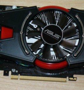 Продаю видеокарту ASUS AMD Radeon HD7750 на 1gb