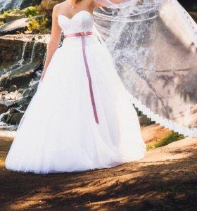 свадебное платье Вероника (б/у)