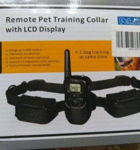 Электронные радиоуправляемые ошейники для собак