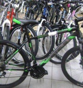 Stels Navigator 500 MD черно-зеленый V020