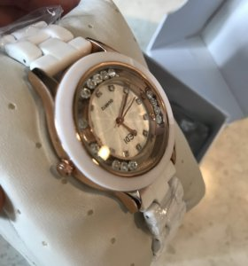 Часы От бренда GEDI KOREA Керамика Натуральная