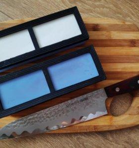 Точильный камень для заточки ножей