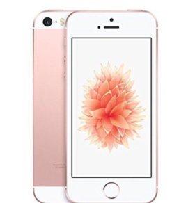 iPhone Se 128 Gb розовый