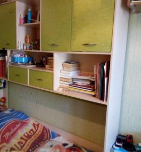 Детская кровать-стенка