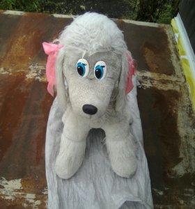 Продам мягкаю игрушку большую собаку