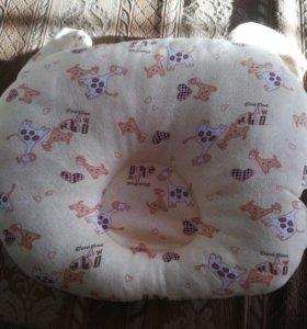 Подушка детская. Новая.