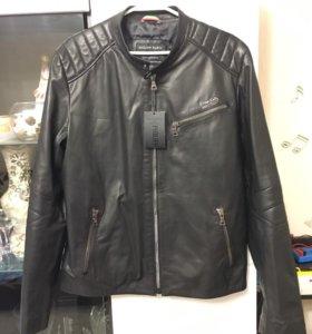 Куртка кожаная Philipp Plein