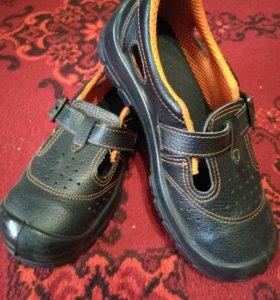Спец ботинки женские