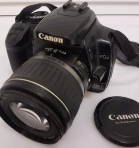 Зеркальный фотоаппарат Canon EOS 400D 18-55 Kit