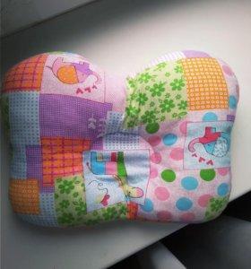 Ортопедическая подушка с рождения