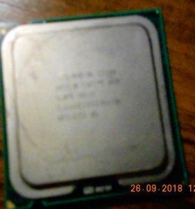 Процессор Intel Core 2 Duo E7300 2667MHz, LGA775