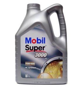 Масло Mobil Super 3000 5w40 4L (A3/B4)