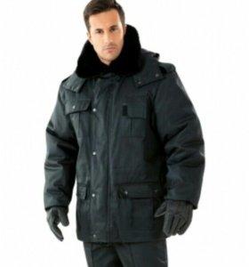Зимняя куртка Охранника