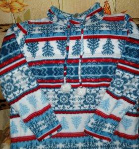 Домашнее платье,халат,новое)