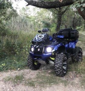 Квадроцикл Cf moto