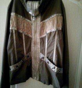 Куртка жен.46-48раз.