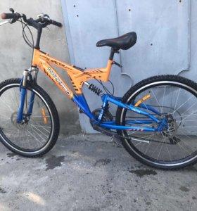 Скоростной велосипед