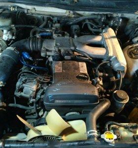 Двигатель 1jz-GE (4 WD) Марк 2