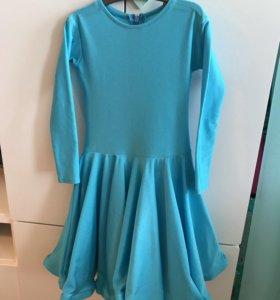 Бальное платье 166-122 рост