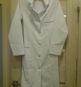 Медицинские халаты.