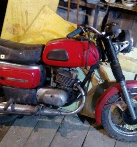 Восход 3М мотоцикл