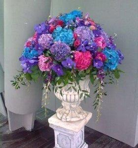 Продавец флорист