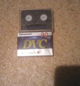 Продам на видеокамеру кассеты