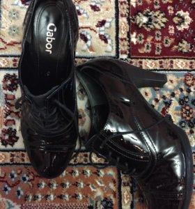 Туфли Ботинки Gabor 38
