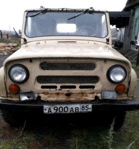 УАЗ 3151, 1993