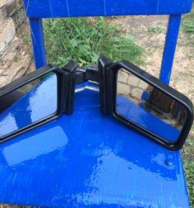 Комплект боковых зеркал на Ваз 2113-2115