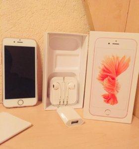 Обмен iPhone 6s 64gb