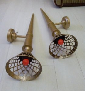 Светильники металлические