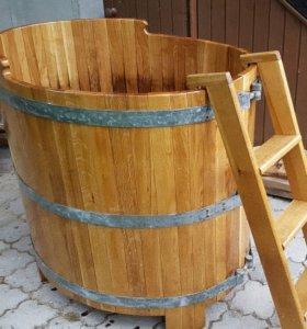 Фито-бочка КУПЕЛЬ для бани