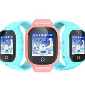 Детские часы с GPS SMART BABY WATCH W9 PLUS