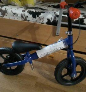 Велобег новый