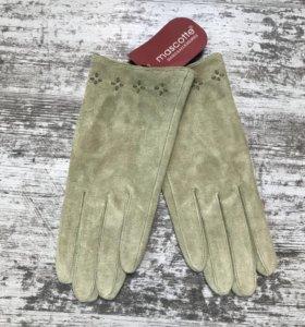 Новые перчатки mascotte