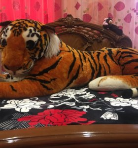 Мягкая игрушка-тигр